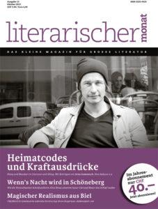 "<a href=""https://literarischermonat.ch/issue/ausgabe-13-oktober-2013/"" class="""">Ausgabe 13 - Oktober 2013</a>"