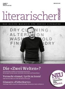 "<a href=""https://literarischermonat.ch/issue/ausgabe-11-mai-2013/"" class="""">Ausgabe 11 - Mai 2013</a>"