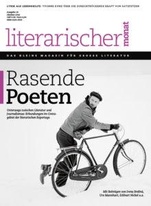 "<a href=""https://literarischermonat.ch/issue/ausgabe-18-oktober-2014/"" class="""">Ausgabe 18 - Oktober 2014</a>"