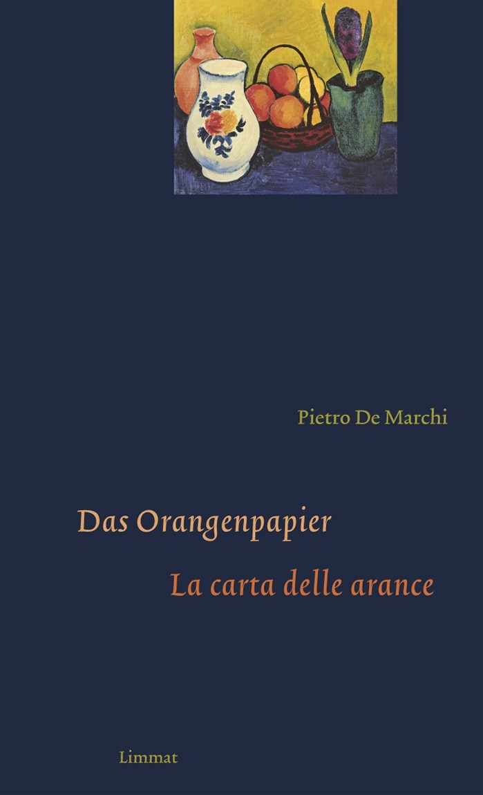 Pietro de Marchi: «Das Orangenpapier»