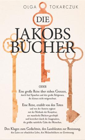 Olga Tokarczuk: «Die Jakobsbücher»